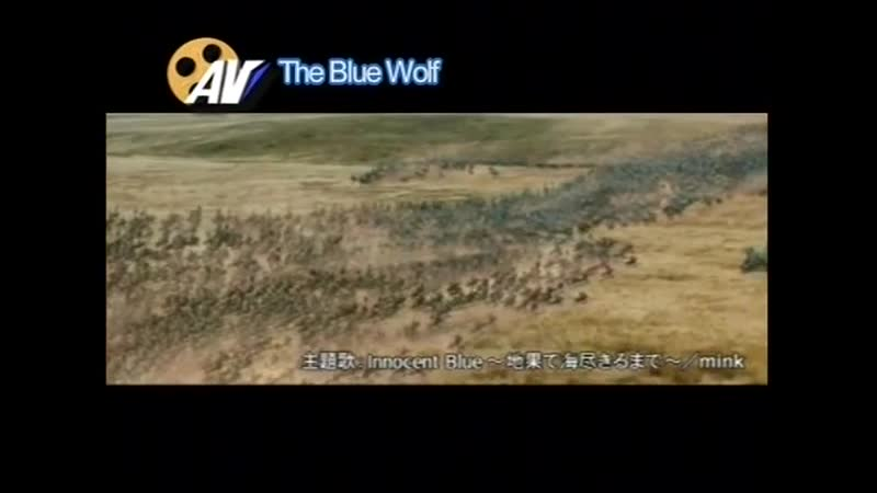 The Blue Wolf Genghis Khan