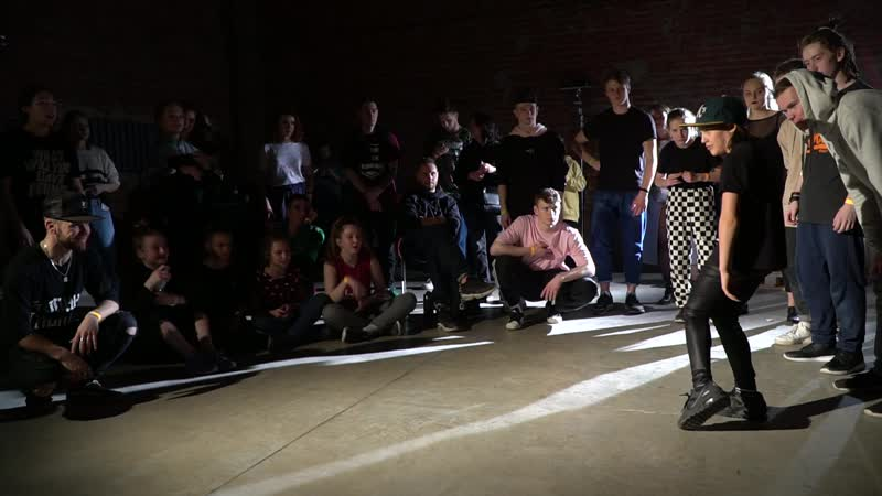 Girl Slam vs RockStar | All styles 1/4 | Infinity Waack Battle