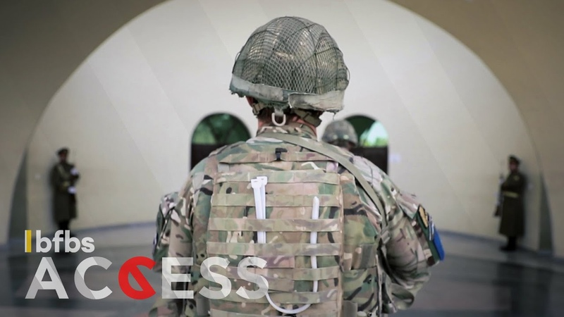 Paras in Kabul The West's Mission in Afghanistan ACCESS
