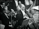 Brahms Double Concerto : David Oistrakh (violin) Mstislav Rostropovich (cello) / Complete.