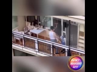 Муж решил развлечь Жену на карантине..