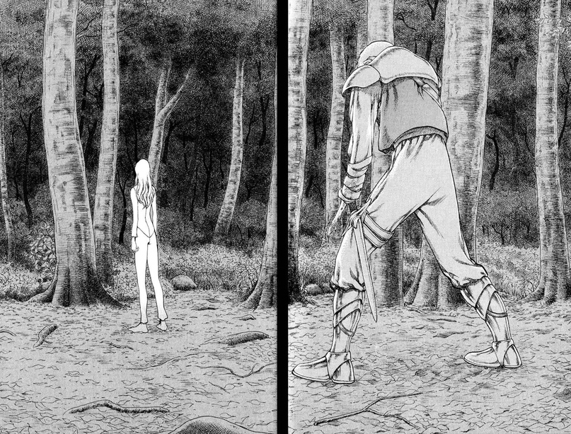 Claymore, Chapter 15, image #7