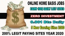 Make 100$ Online Daily Without Investment 4 Free New Bitcoin Earning Sites 2020 Live Proof