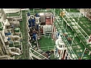 Петербург проводил самый мощный в мире атомный ледокол