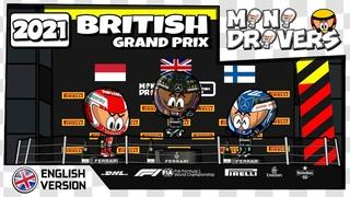 [EN] MiniDrivers - F1 - 2021 British GP