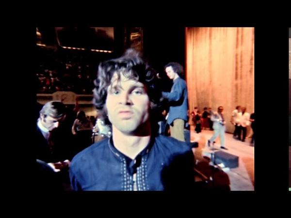 The Doors Philadelphia 1968 Cleveland 1968 Singer Bowl 1968