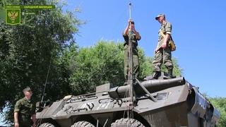 Студенты военной кафедры ЛГПУ прошли обучение воинской специальности