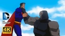Супермен и Супергерл против Дарксайда. Часть 1. Супермен и Бэтмен Апокалипсис