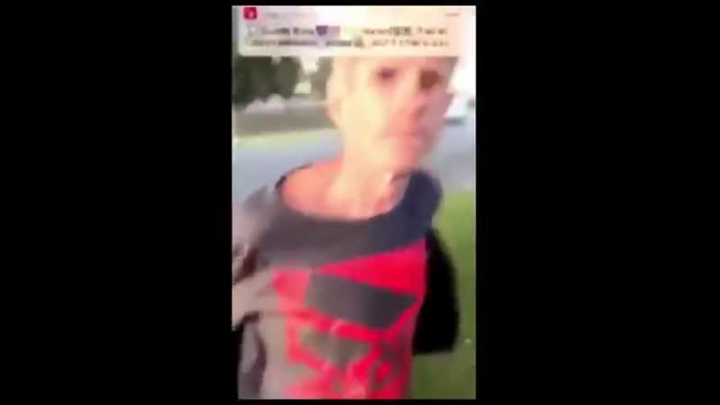 Dindu Nuffin Brit Steals a Homeless Mans Jacket