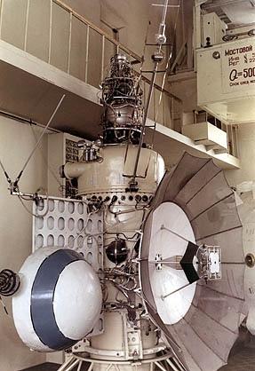 Марс-1 в музее.