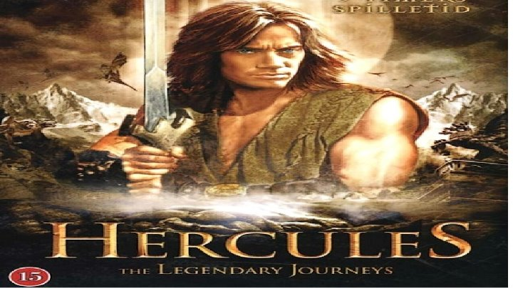 Геркулес героические приключения