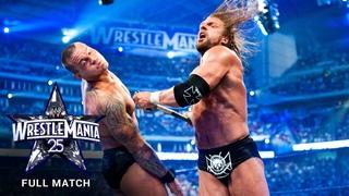 FULL MATCH - Triple H vs. Randy Orton - WWE Championship Match: WrestleMania XXV