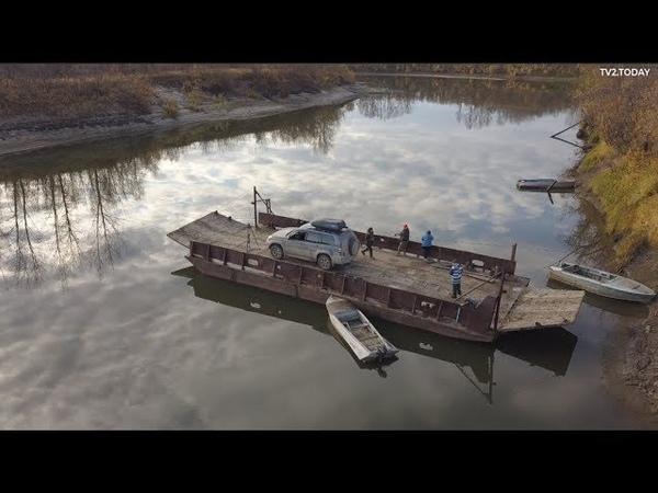 Затерянные в Парабели Год 7528 Экспедиция ТВ2 к староверам