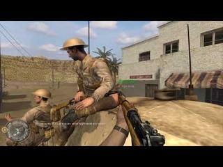 Прохождение Call of Duty 2: Часть 5# (4K 60FPS)