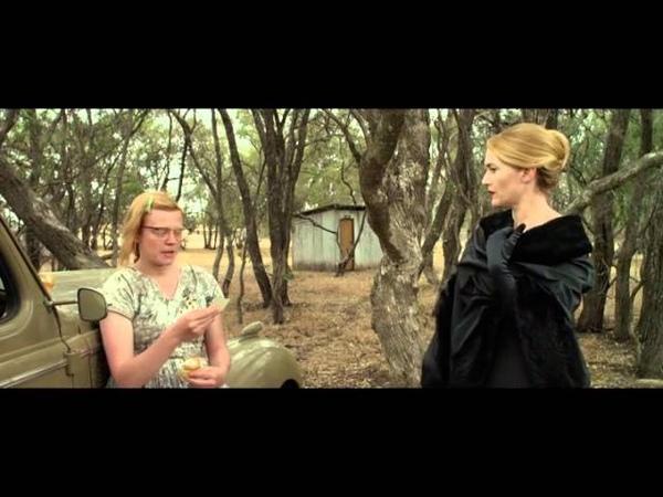 The Dressmaker clip Tilly Offers Gertrude A Dress