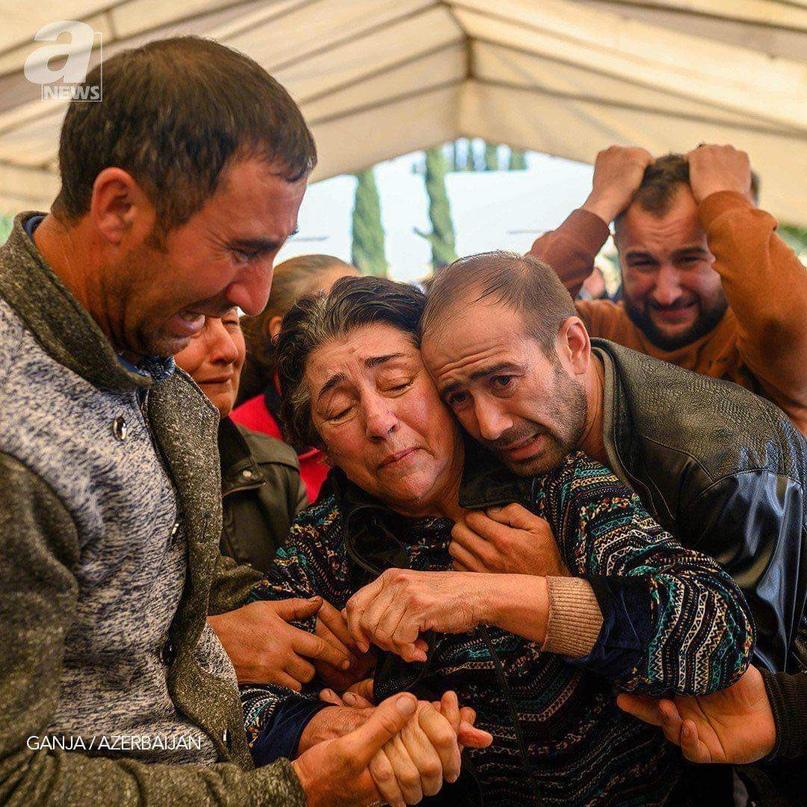 Эту роковую ночь гяндждинцы связывают с геноцидом Ходжалы— массовое убийство жит...