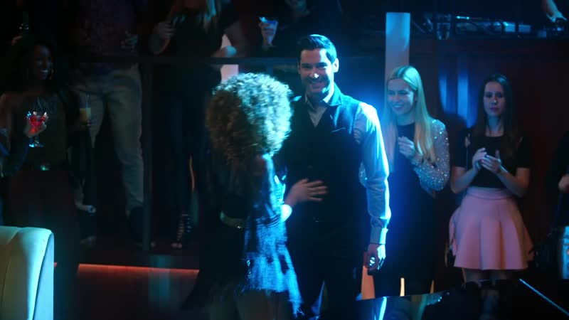 Lucifer 3x17 Lucifer Sings I Will Survive