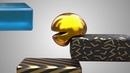 PacMan - Softbody Simulation V2