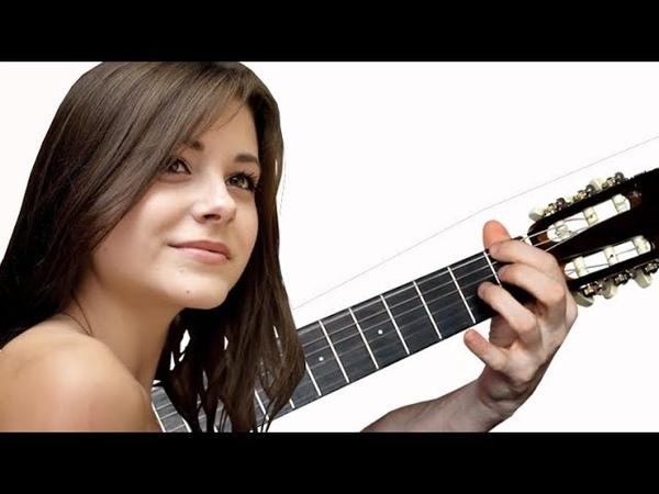 Красивая мелодия на Гитаре для девушки РАЗБОР ТАБЫ