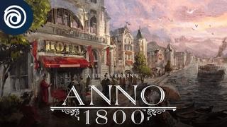 Anno 1800 8-е дополнение «Туристический Сезон»: трейлер выхода