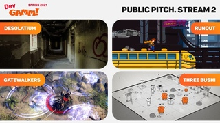 How to pitch your game? / #PublicPitch. Stream 2 (Spring 2021)