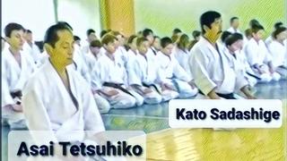 Tetsuhiko Asai and Sadashige Kato