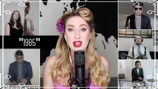 """""""1985"""" (Bowling for Soup) 1950s Cover by Robyn Adele Anderson"""