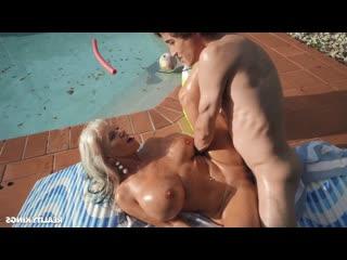 Sally DAngelo, Sofie Reyez - Episode 7 The Dark Middle Chapter [Straight, Oral, Big Tits, Brunette, Blonde, Older, USA]