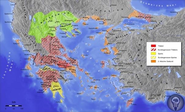 Беотийская конница как один из символов Фив Эпаминонд великий фиванский полководец не только победил спартанцев, но и преобразил знаменитую беотийскую конницу. Кризис конницы Классический период