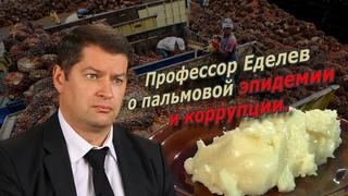 Профессор Еделев о пальмовой эпидемии и коррупции. @Аркадий Мамонтов
