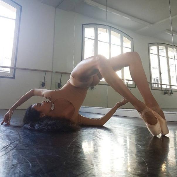 Эта балерина сведет с ума любого! Балерину и модель Инессу Джозеф (Inessa Joseph) пока еще знают немногие. Но популярность девушки растет так стремительно, что в самое ближайшее время ей