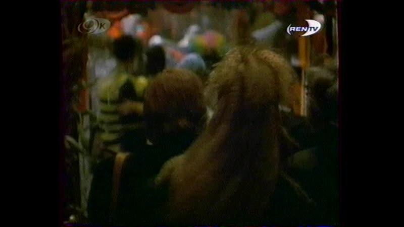 Анонсы и рекламный блок REN TV 11 07 2003