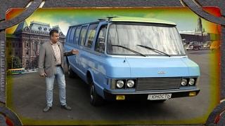 Зачем его купил Генри Форд младший?.  ЗиЛ 3207 Юность, самый дорогой автобус СССР
