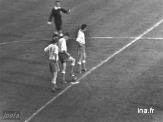 1962 WCQ France - Finland (Paris, )