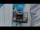 Fintan Magee in progress for Urban Myths