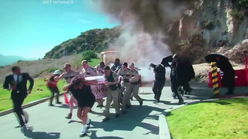 Рино 911 Reno 911 S07E03 7 сезон