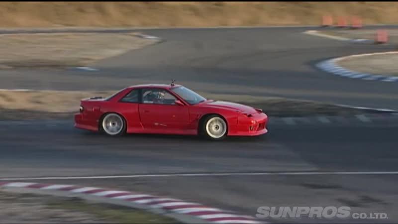 Drift Tengoku 57 — サーキット攻略・西日本 名阪スポーツランド