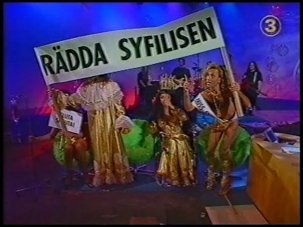 Adam Army Of Lovers Felix Måns Herngren Sofia Eriksson TV3 1995