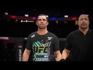 VBL 38 Middleweight Luke Rockhold vs Paulo Costa
