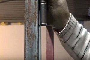 Калитка из металлопрофиля своими руками – схема + порядок выполнения работы, изображение №41