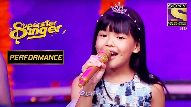 Urgen Steals The Limelight With Her Version Of Navrai Majhi Superstar Singer