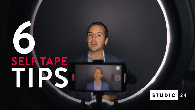 6 Self Tape Tips