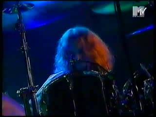 VERY RARE  1994 MEGADETH - Paranoid live at Most Wanted MTV