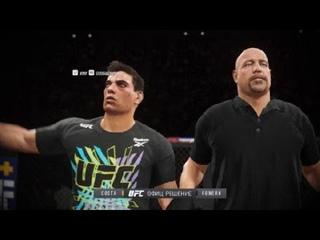 VBL 31 Middleweight Yoel Romero vs Paulo Costa
