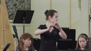 Alexandra Zvereva (flute) 2019-05-04