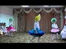 Танец кукол в детском саду.