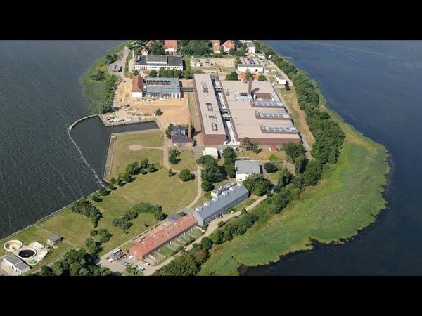 Ostsee-Insel Riems Das deutsche Alcatraz der Viren