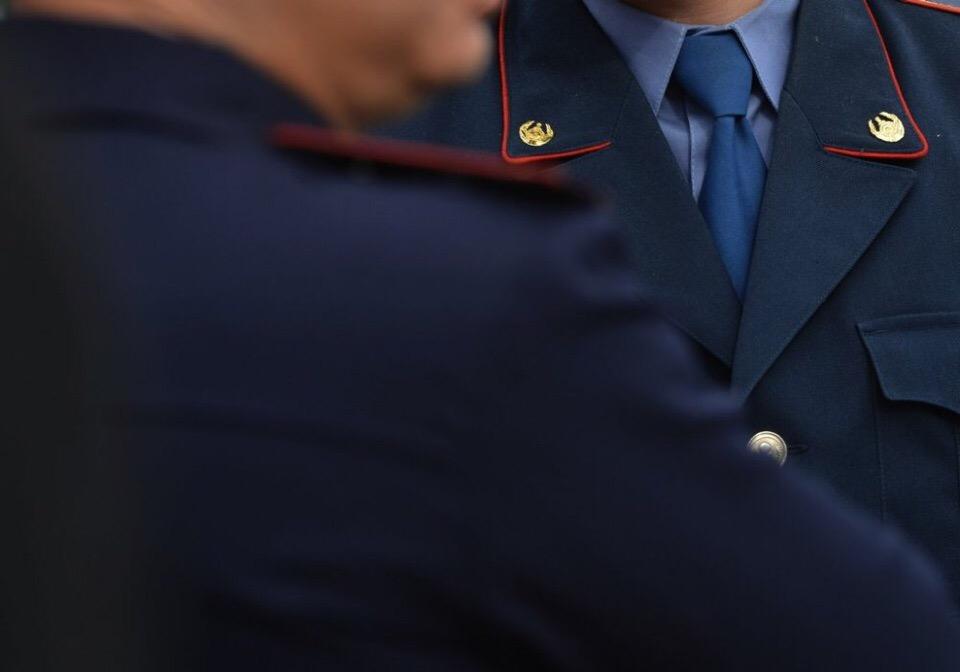 450 чиновников сократят в МВД Казахстана ___________________