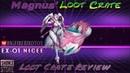 Loot Crate Review - BigFirebird EX-01 Nicee