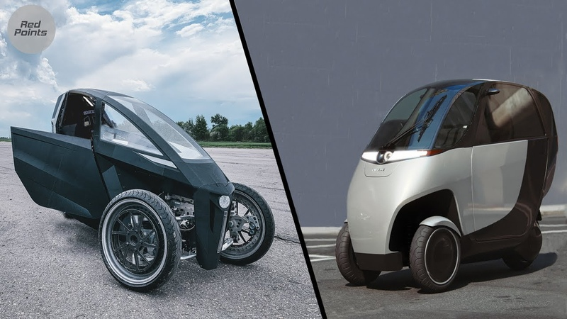 8 Cool Personal Transportation Inventions